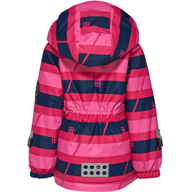 LEGO wear Josie 773 Jacket Girls dark pink